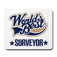Surveyor Gift (World's Best) Mousepad