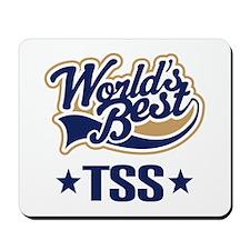 TSS Gift (World's Best) Mousepad