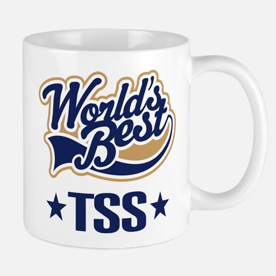 TSS Gift (World's Best) Mug
