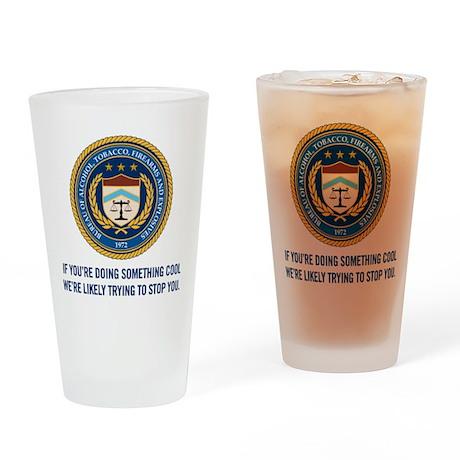 ATF Drinking Glass