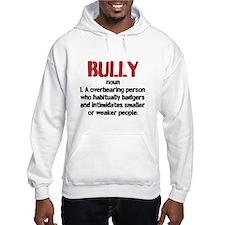 No bully Hoodie