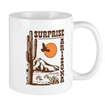 Surprise Arizona Mug