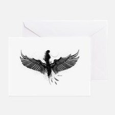 Musical Freedom Greeting Cards (Pk of 20)