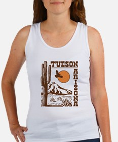 Tucson Arizona Women's Tank Top