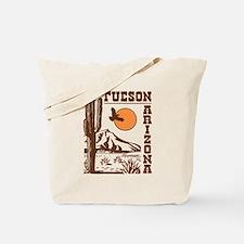 Tucson Arizona Tote Bag