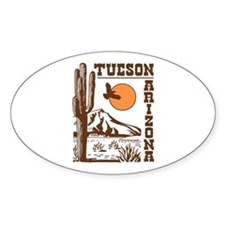 Tucson Arizona Decal