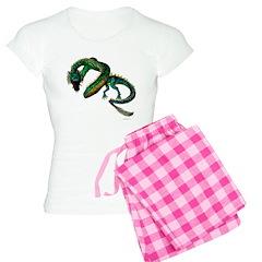 The Jade Dragon Pajamas