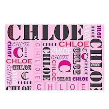 Chloe Postcards (Package of 8)