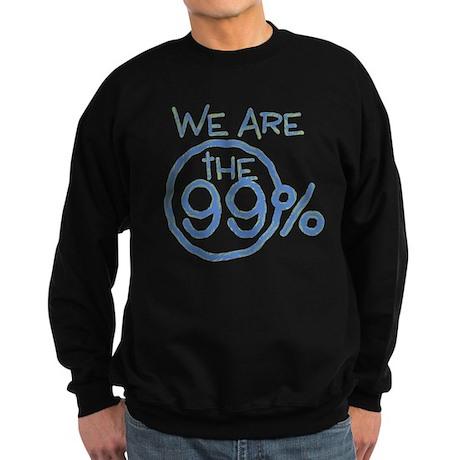 We Are the 99% Sweatshirt (dark)