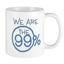 We Are the 99% Small Mug