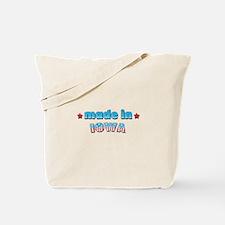 Made in Iowa Tote Bag
