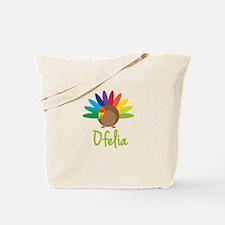 Ofelia the Turkey Tote Bag