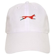 Leaping Fox Baseball Cap