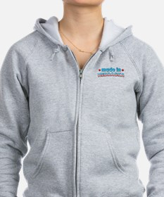 Made in Nebraska Zip Hoodie