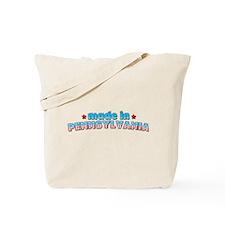 Made in Pennsylvania Tote Bag
