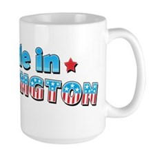 Made in Washington Mug