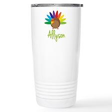 Allyson the Turkey Travel Mug