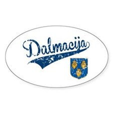 Dalmacija Decal