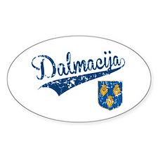 Dalmacija Decal