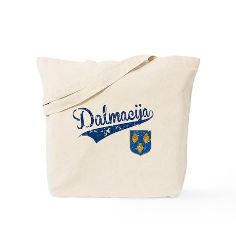 Dalmacija Tote Bag