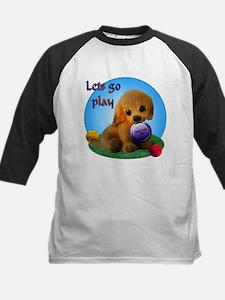 Puppy Play Kids Baseball Jersey