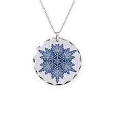Snowflake 11 Necklace