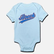 Breck Tackle and Twill Infant Bodysuit
