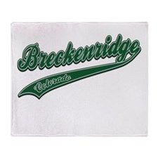 Breckenridge Tackle and Twill Throw Blanket