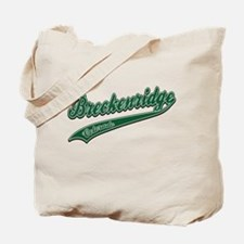 Breckenridge Tackle and Twill Tote Bag
