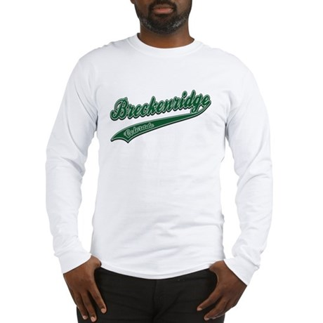 Breckenridge Tackle and Twill Long Sleeve T-Shirt