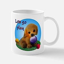 Puppy Play Mug