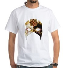 Venetian Mask: Ruby Jewel Shirt