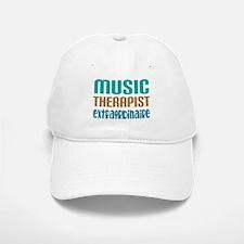 Music Therapist Extraordinaire Baseball Baseball Cap
