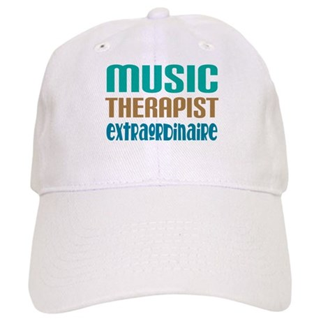Music Therapist Extraordinaire Cap