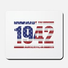 1942 Made In America Mousepad
