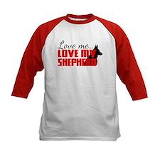 Love Me, Love My Shepherd Tee