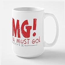OMG! Anti-Obama Large Mug