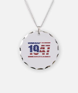 1947 Made In America Necklace