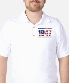 1947 Made In America T-Shirt
