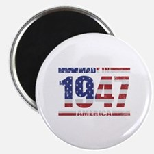 "1947 Made In America 2.25"" Magnet (10 pack)"