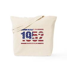 1952 Made In America Tote Bag