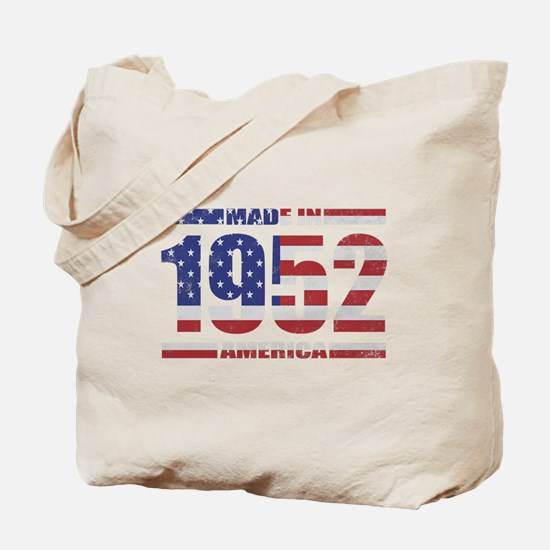 1952 Made In America Tote Bag