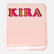 Kira baby blanket