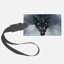 Evil Dragon Luggage Tag