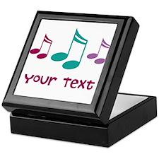 Design Your Own Music Keepsake Box