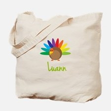 Luann the Turkey Tote Bag