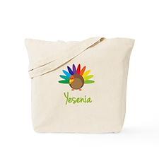 Yesenia the Turkey Tote Bag