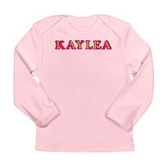 Kaylea Long Sleeve Infant T-Shirt