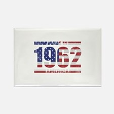 1962 Made In America Rectangle Magnet