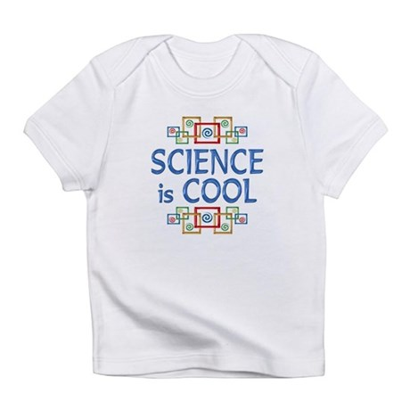 Science is Cool Infant T-Shirt
